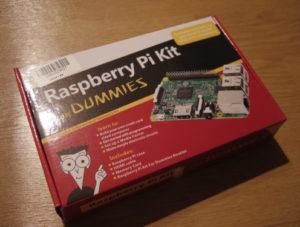 ラズベリーパイセットの箱