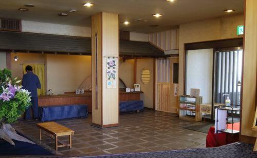 季粋の宿 紋屋(フロント)