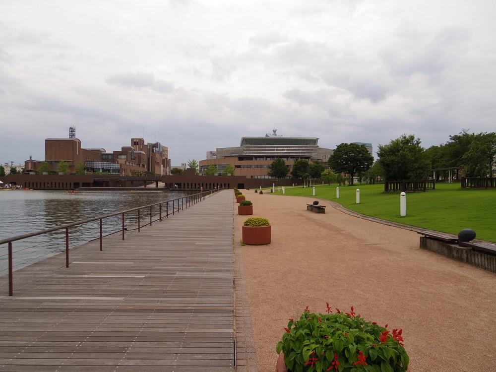 環水公園の一部