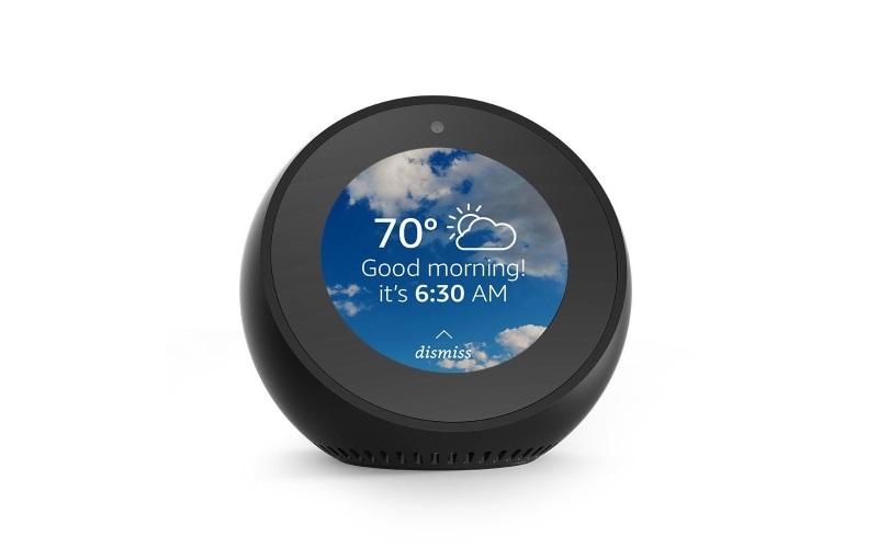 Amazon Echo Spotの画像