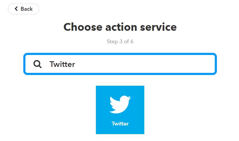 動作させるTwitterのサービスを選びましょう