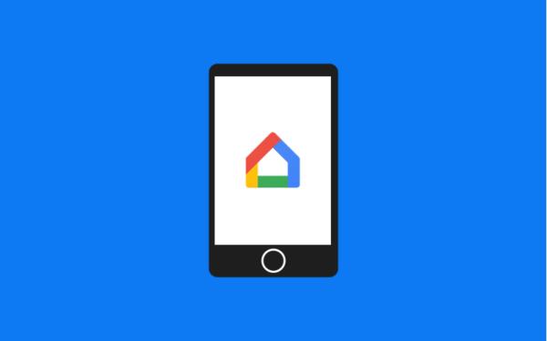 Google home アプリ