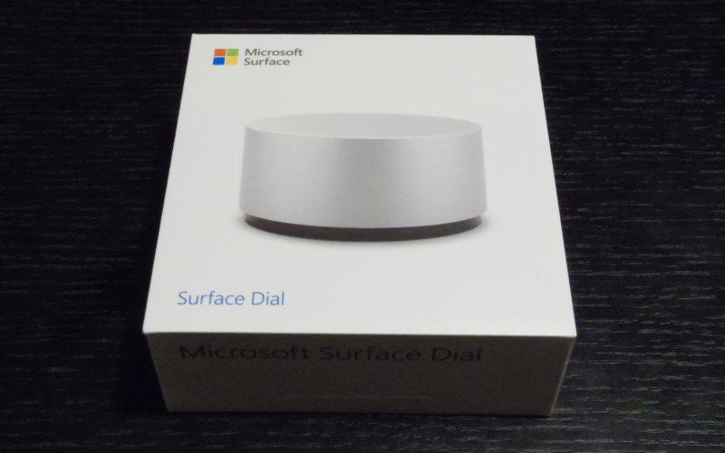 Surface Dialのパッケージ