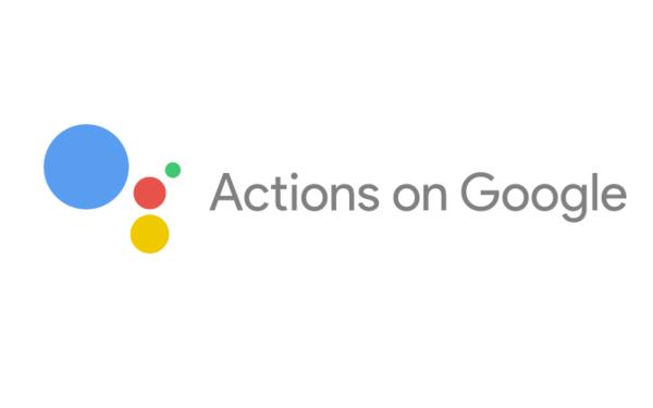 Actions on Google イメージ