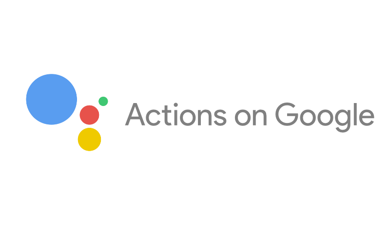 Actions on Google イメージ