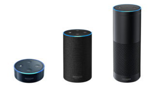 Amazon Echoはどれを買う?