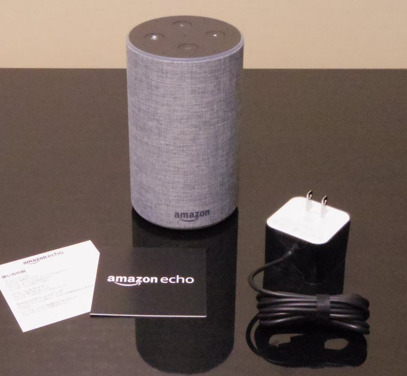 Amazon Echoの付属品