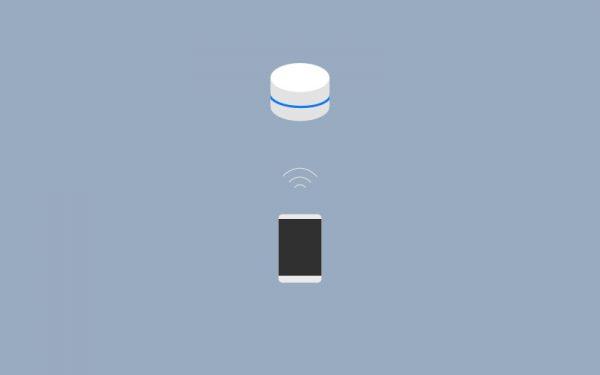 Google Wifiの設定