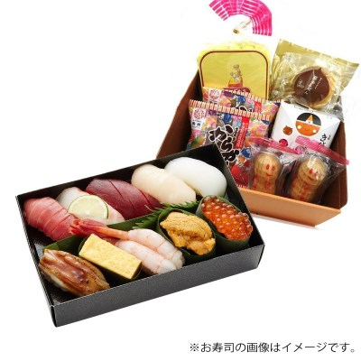 日本橋三越本店 紅はし 寿司職人体験
