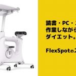 Flexispotのレビュー